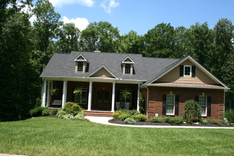 Custom Home Builder | Lewis Residence General Contractor Knoxville TN