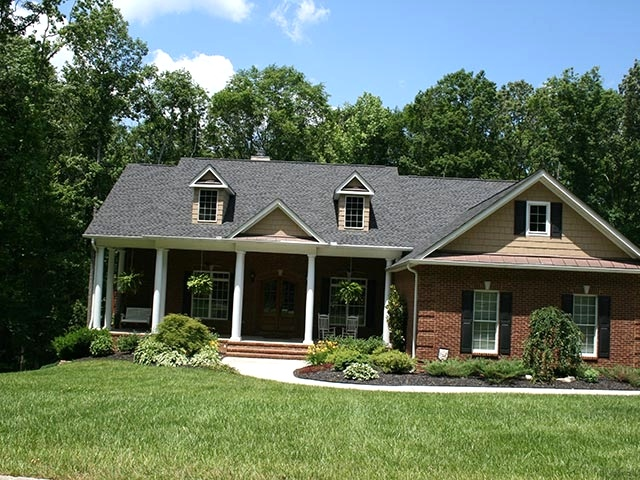 Knoxville Tn Brick Home Remodel General Contractor